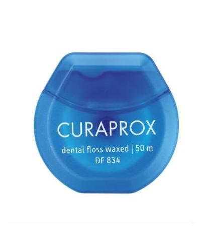 DF 834 navošteni zubni konac